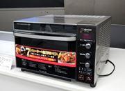 7本ヒーターで予熱ナシ!「マルチコンベクションオーブン ET-YA30」とは?