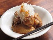 加熱もできる真空ミキサー「らくっく」で作る鶏手羽のやわらか煮