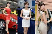 「東京モーターショー2015」の会場を彩った美人コンパニオン写真集!全100枚!
