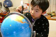 """これは""""地球儀型検索エンジン""""だ!? 「しゃべる地球儀」って何だ?"""