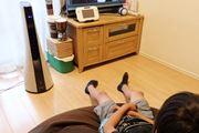 扇風機にも暖房機にもなるシャープ「スリムイオンファン」がお買い得!