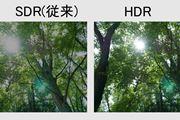 テレビのHDRとは? HDRを美しく魅せる「UHD BD」とは?