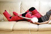 太ももまで揉む新レッグリフレがスゴい! 足のダルさを解消&ほっそり効果も!?