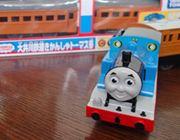 キッズの憧れがプラレールに。大井川鉄道きかんしゃトーマス