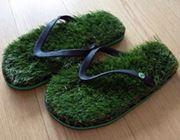 芝生の上を裸足で歩くあの快感がいつでも楽しめるアイテム!