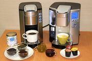 """コーヒーも紅茶も緑茶も! クイジナートの""""マルチ""""なドリンクメーカー、どっちを選ぶ?"""