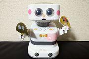 毎日笑ってめざせ健康! 史上初の「お笑い」ロボット