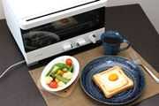 """ノンフライオーブンのシロカからも高級オーブントースターが登場! パンもおいしい""""同時調理""""が魅力的"""