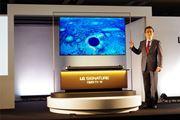 LG、有機ELテレビ、3シリーズ4モデルを発表