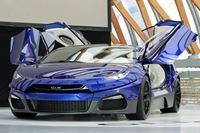 国産EVスーパーカー、GLM「GLM G4」レポート