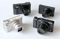 """お気軽な""""旅カメラ""""に光学30倍以上の高倍率ズームコンデジはいかが?"""