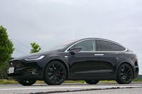 憧れの大型電動SUV、テスラ「モデルX」試乗レポート