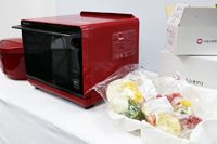 「ヘルシオ」専用の料理キット宅配サービス「ヘルシオデリ」で有名シェフの味を楽しもう!