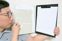 結論。メモはノートより「クリップボード+コピー用紙」で取ると便利!