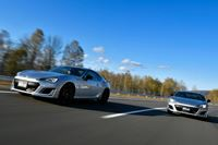 """スバル BRZの新型モデル「STIスポーツ」に """"速""""試乗!これはまさしく「買い得」だ!"""