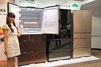 """業界初! """"プラチナ触媒""""で食品の鮮度を保つ冷凍冷蔵庫「新 真空チルド」とは?"""
