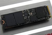 ���[�h2500MB/s�E���C�g1500MB/s��NVMe�Ή�PCIe SSD�u950 PRO�v