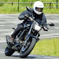 チーターのように駆け抜けるバイク!? ヤマハ「MTシリーズ」の新モデル「MT-25/MT-03」を乗り比べ!