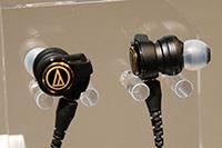 間もなく発売! オーディオテクニカのハイレゾ対応重低音イヤホン「ATH-CKS1100」