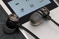 実売4千円の良質イヤホンT-PEOS「RICH300」を発見! 低音志向だが重すぎないサウンドがいい!