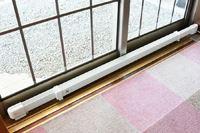 """防寒の要は""""窓""""にあり! 窓専用ヒーター「ウインドーラジエーター」で冷気をシャットアウト"""