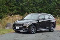 BMWの世界観とフィールが生きている!小型SUV「X1」試乗レポート