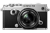 フィルムカメラのような高品位デザインのミラーレス一眼「OLYMPUS PEN-F」などが登場