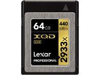 ニコン「D500」「D5」人気で一気に普及なるか? レキサー製XQDメモリーカードが大幅値下げ!