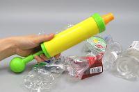 【動画アリ】ペットボトルつぶし機「吸いまっせ!」がどれくらいつぶしてくれるのか検証!