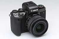 キヤノンの新型ミラーレスカメラ「EOS M5」特徴レポート!「DIGIC 7」を搭載する高性能モデル