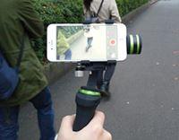 スマホで映画並の動画が撮れる!3軸電動スタビライザーの実力