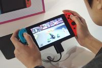 「Nintendo Switch」を体験会でいち早くプレイしてみた!