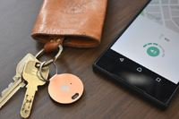 探し物が一瞬で見つかる! 500円玉サイズの「Bluetoothトラッカー」がヒットの予感
