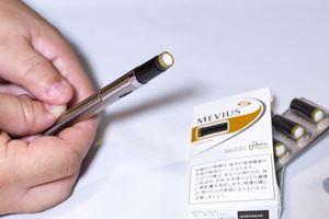「プルーム・テック」のたばこカプセルが使えるVAPE(電子タバコ)「vPen」