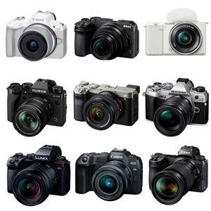 《2018年》初心者におすすめのデジタル一眼カメラ! 中級機を含めた人気11機種を厳選