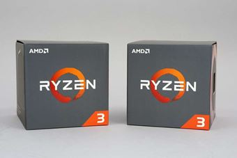 AMD「Ryzen 3 1300X」「Ryzen 3 1200」ベンチマーク速報レポート