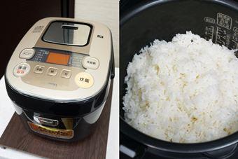 本体価格2万円以上のおいしさを実現! アイリスオーヤマの5.5合炊きIH炊飯器