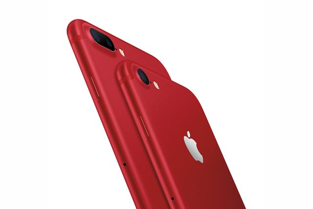 iPhone 7(PRODUCT)RED