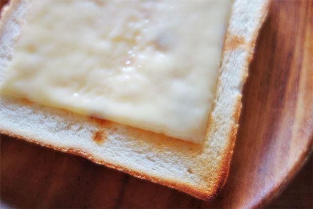チーズトーストかな?