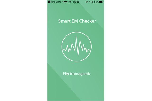 専用アプリ「Smart EM Checker」
