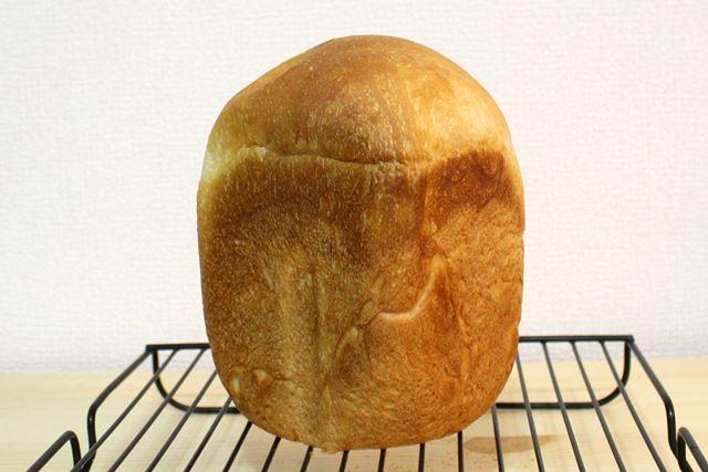焼き上がりは、山形パンというより少し丸っこい印象