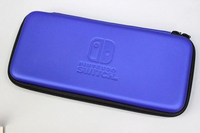 「スリムハードポーチ for Nintendo Switch」