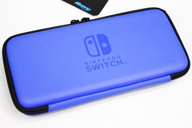 「Nintendo Switch専用スマートポーチ(EVA)」