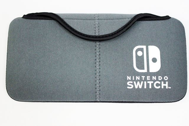 「クイックポーチ for Nintendo Switch」