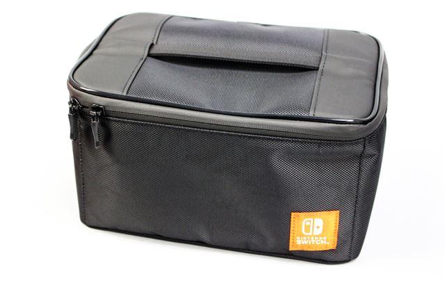 「まるごと収納バッグ for Nintendo Switch」
