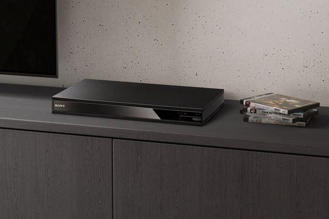 UBP-X800は、同社初となるUltra HD Blu-ray対応プレーヤーだ