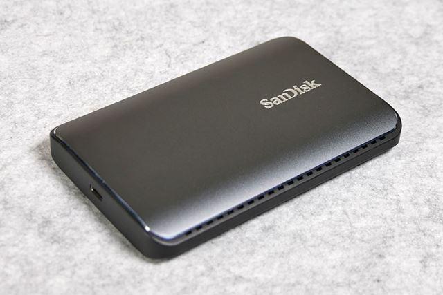 動画編集ではメインで活躍、SanDisk Extreme 900