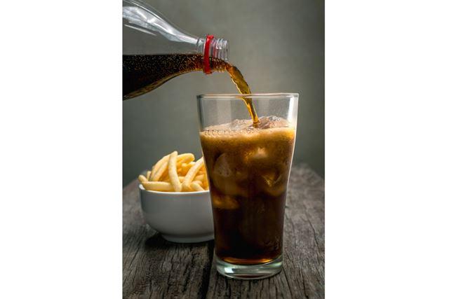 コーラ大好き!