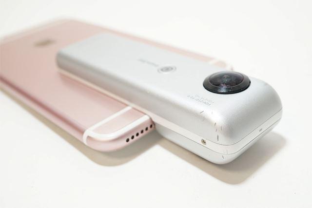 iPhoneの形状にピッタリ!