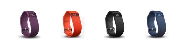 Bluetooth v4に対応するFitbitの心拍計「charge HR」